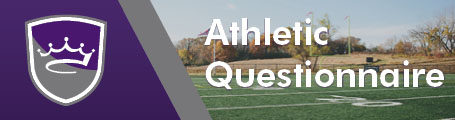 Athletic Questionnaire